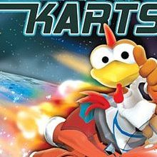 Crazy Chicken : Star Karts