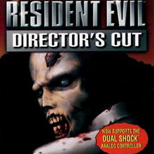 Resident Evil : Director's Cut Dual Shock Edition