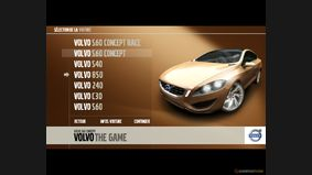 Volvo : The Game