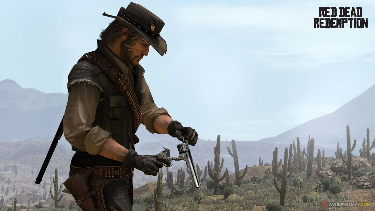 fd06e6c0615 Test Red Dead Redemption - Xbox 360 et PlayStation 3 - Gamekult