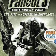 Fallout 3 : Extension de Jeu : The Pitt and Operation Anchorage