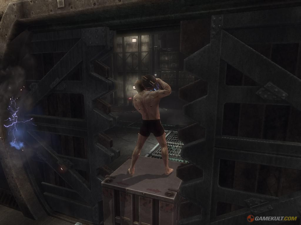 images du jeu x men origins wolverine gamekult. Black Bedroom Furniture Sets. Home Design Ideas