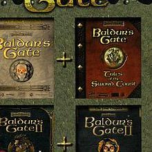 Baldur's Gate Compilation