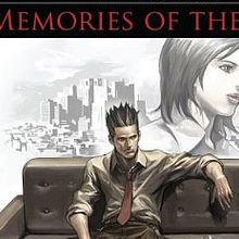 Jake Hunter Detective Story : Memories of the Past