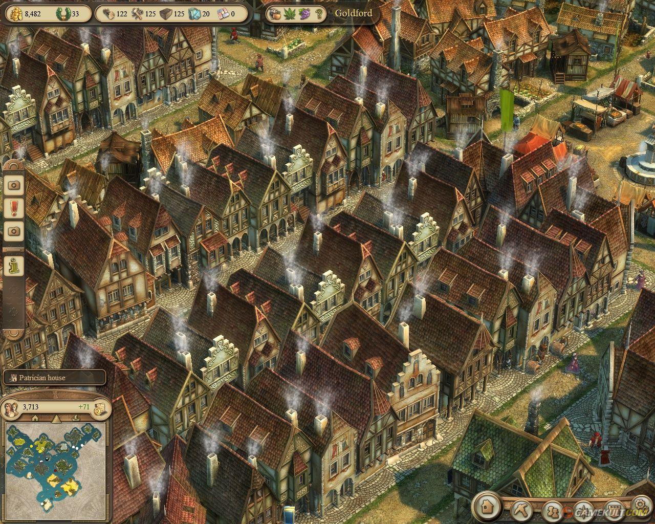 Images du jeu Anno 1404 - Gamekult