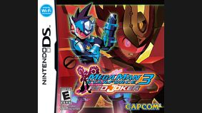 Mega Man Star Force 3 Red Joker
