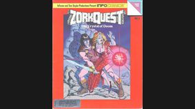 ZorkQuest : The Crystal of Doom