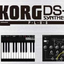Korg DS-10 Plus Synthesizer