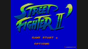 Street Fighter II' : Champion Edition