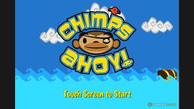 Chimps Ahoy !