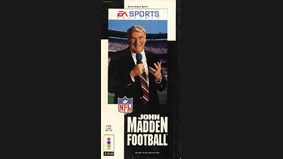 John Madden NFL Football