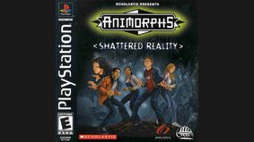 Animorphs : Shattered Reality