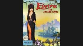 Elvira : The Arcade Game