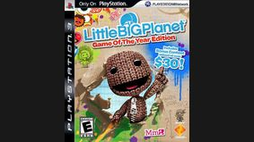 LittleBigPlanet : Game Of The Year Edition
