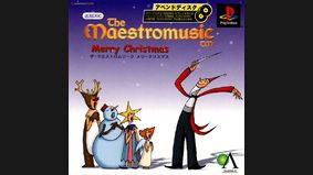 The Maestromusic Merry Christmas Append Disc