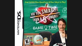 Are You Smarter Than a 5th Grader ? Game Time