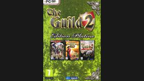 The Guild 2 : Edition Platine
