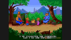 The Berenstain Bears : Camping Adventure