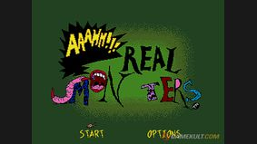 Aaahh !!! Real Monsters