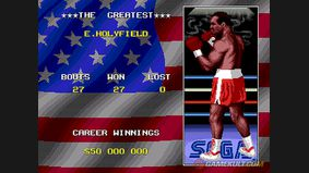 "Evander Holyfield's ""Real Deal"" Boxing"