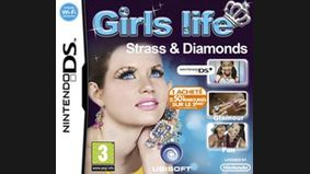 Girls Life : Strass & Diamonds