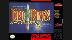 The Lord of the Rings : Volume 1
