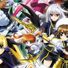 Mahô Shôjo Lyrical Nanoha A's Portable