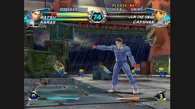 Tatsunoko Vs. Capcom : Ultimate All-Stars