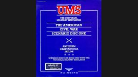 UMS Scenario Disc One : The American Civil War