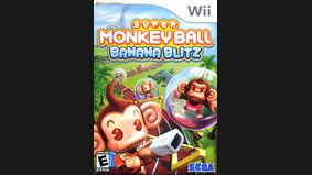 Super Monkey Ball : Banana Blitz
