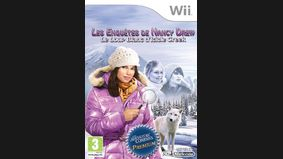 Les Enquêtes de Nancy Drew 7 : le loup blanc d'Icicle Creek