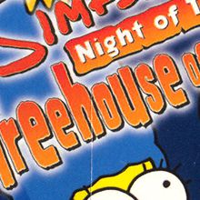 The Simpsons : Night of the Living Treehouse of Horror