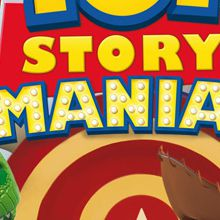 Toy Story Mania !