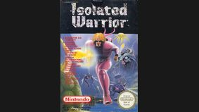 Isolated Warrior