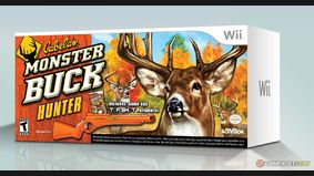 Cabela's Monster Buck Hunter