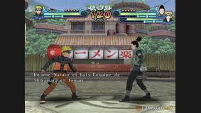 NARUTO Shippuden : Clash of Ninja Revolution 3 European Version