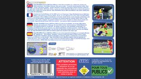 Sega Worldwide Soccer 2000 Euro Edition