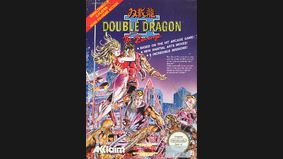 Double Dragon II : The Revenge