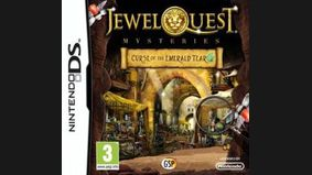 Jewel Quest Mysteries : Curse of the Emerald Tear