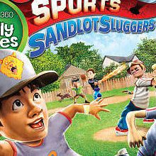 Backyard Sports : Sandlot Sluggers