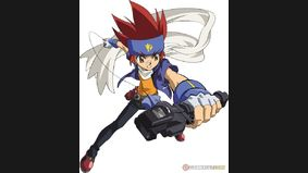 Beyblade Metal Fusion : Counter Leone
