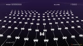 Space Invaders : Infinity Gene