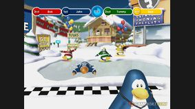 Club Penguin : Game Day