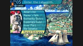 Etrian Odyssey III : The Drowned City