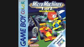 Micro Machines 1 and 2 : Twin Turbo