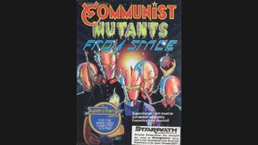 Communist Mutants From Space