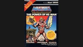 Masters of the Universe : The Power of He-Man