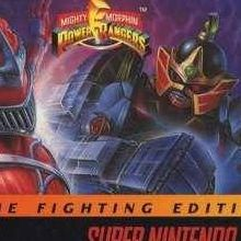 Mighty Morphin Power Rangers :  The Fighting Edition