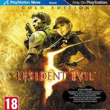 Resident Evil 5 : Gold Edition Move Edition
