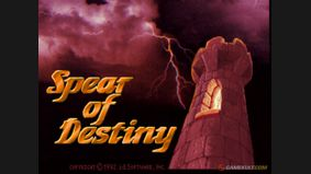 Spear of Destiny Mission 3 : Ultimate Challenge